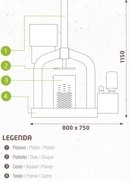hydraulic press diagram